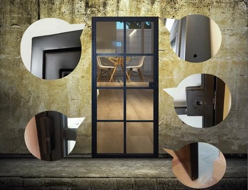 Fen tre acier menuiseries panneaux acoustiques bois - Isolation phonique fenetre bois ...